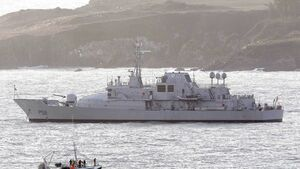 LÉ Niamh embarks on Mediterranean mission targeting human traffickers