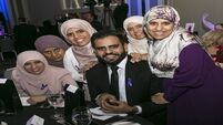 Sisters of Ibrahim Halawa rewarded for their campaiging efforts