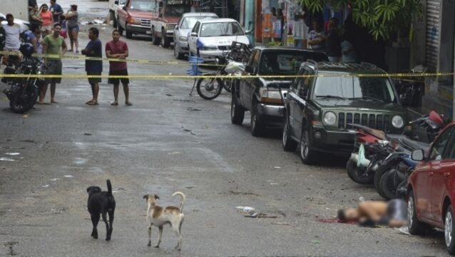 Seven killed in Acapulco as wave of murders continues