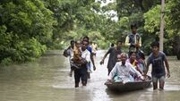 Scores die, millions displaced, by monsoon floods and landslides in three countries