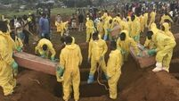 Death toll from Sierra Leone mudslides rises with hundreds more missing
