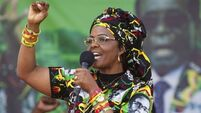 Young model accuses Robert Mugabe's wife of assault in South Africa