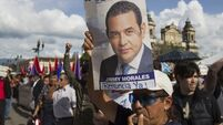 Guatemalan President expels anti-corruption head