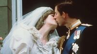 Restored footage of Princess Diana's marriage to Prince Charles released on YouTube