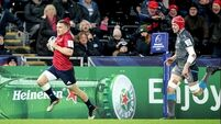 Munster do enough to secure bonus point win at Ospreys