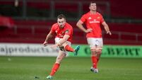 Munster hope to have Hanrahan fit but Kilcoyne and Cloete ruled out for European opener