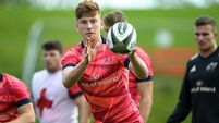 Munster add academy out-half to Champions Cup squad to ease injury problems