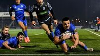 Holders Leinster continue winning streak with Glasgow scalp