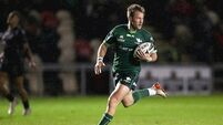 Ireland scrum-half Kieran Marmion signs new contract with Connacht
