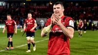 Peter O'Mahony: Racing result 'not ideal', but Munster have been here before