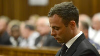 Oscar Pistorius 'taken to hospital with chest pains'