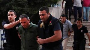 Nearly 500 suspects stand trial over Turkey's failed coup