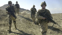 Donald Trump's Afghan plan 'involves 3,900 more US troops', with first 'arriving quickly'
