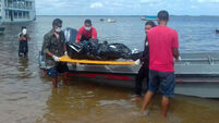 18 dead in Brazil commuter-boat accident, including one-year-old boy