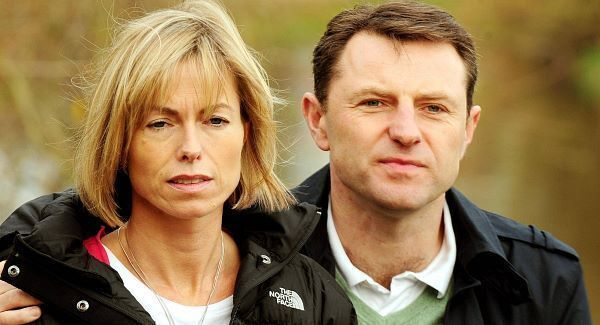 Madeline's parents Kate and Gerry McCann have vowed to never give up hope.