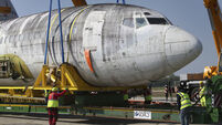 German plane hijacked to Somalia in 1977 finally returned home