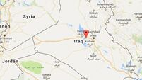 Suicide bombers kill seven in attack on Iraqi power station