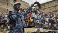 Kenyan opposition leader refuses to share power