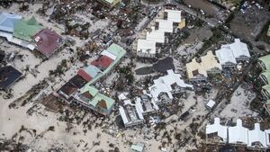 Hurricane Irma: Relief efforts under way as new storm threatens Caribbean