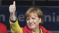 Merkel makes last push to reach undecided voters ahead of election