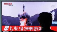 Pyongyang 'fires intermediate range missile' over Japan in new weapons test