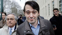 Martin Shkreli jailed after post offering money for Hillary Clinton's hair