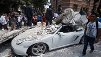 Latest: Death toll from 7.1 magnitude earthquake in Mexico rises to 79
