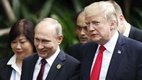 Donald Trump calls Vladimir Putin's denials sincere and Kim Jong Un 'fat'