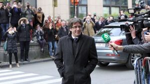 Carles Puigdemont on his treatment by Spain: 'This is abuse'