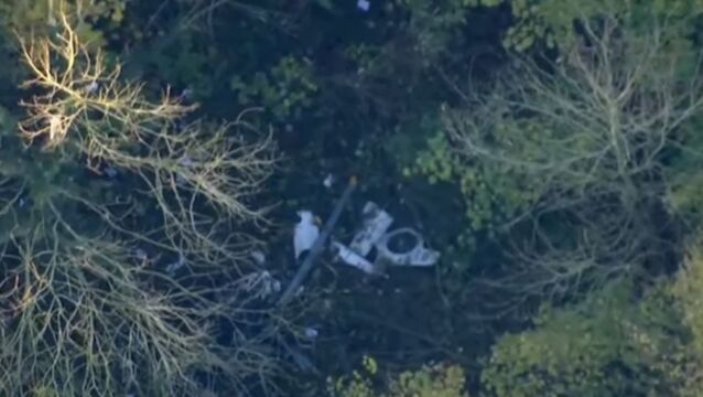 Latest: Four dead after plane collides with helicopter in mid-air
