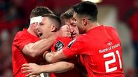Andrew Conway's try helps Munster to victory over Ulster