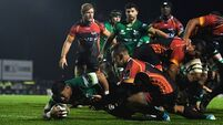 Friend: Champions Cup hopes hinge on Gloucester battle