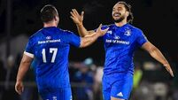 Leinster end Connacht's four-game winning run with six-try thrashing