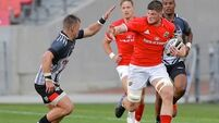 Munster's O'Donoghue looks to the future as injury nightmare left in the past