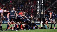 Edinburgh experience too much as youthful Munster lose out