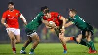 Munster stretch their lead with win over Connacht