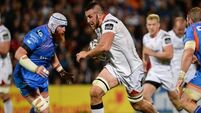 Family celebration for Ulster centurion Alan O'Connor