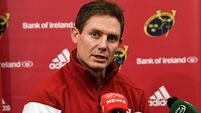 Larkham content to work around Munster's marquee absences