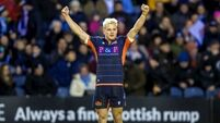 Graham at the double as Edinburgh level up 1872 Cup series