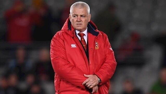Warren Gatland confident Lions will be 'primed' for Springboks as itinerary is released