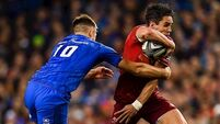 Joey Carbery and Ross Byrne return from injuries for Munster-Leinster clash