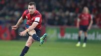 Munster overcome Saracens in scrappy clash: Game in 60 seconds