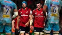 Champions Cup teams: Changes for Irish provinces as Saracens leave out stars for Munster trip