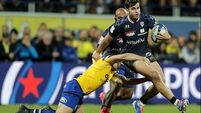 Clermont hammer Bath in eight-try rout ; Exeter on brink of last eight