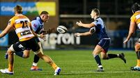 Cardiff Blues get back to winning ways