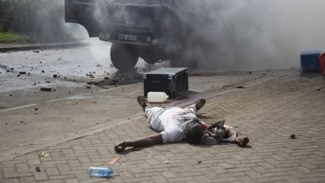 One killed in Kenya as police clash with opposition protestors