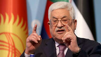 Mahmoud Abbas refuses to work with US on Middle East peace efforts