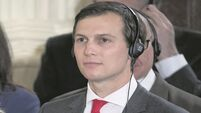 Donald Trump's son-in-law Jared Kushner 'directed ex-National Security advisor to contact Russia'