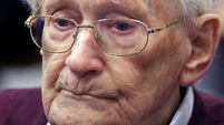Ex-Auschwitz guard, aged 96, fit enough to serve prison sentence, court rules