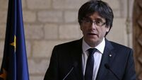Deposed Catalan president vows to continue independence fight